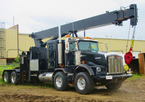 Cranes and Picker Trucks for Sale